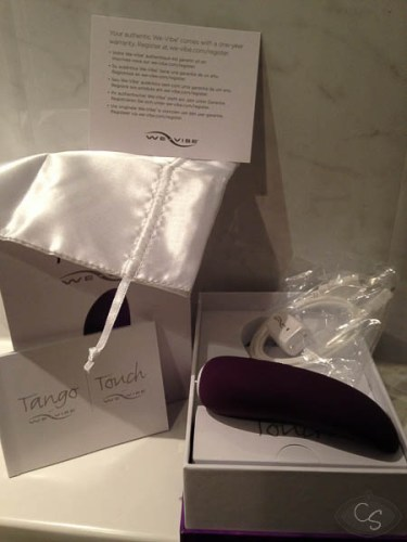 we Vibe Touch vibrator review