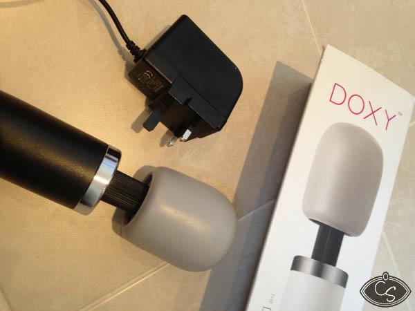 Doxy Massager Magic Wand Vibrator Review