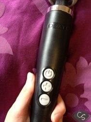 Doxy Massager - magic wand vibrator review