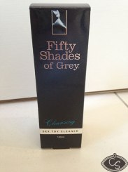 Fifty Shades of Grey Sex Toy Cleaner 100ml Review