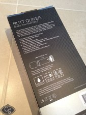 Rocks Off Butt Quiver Anal Plug Review