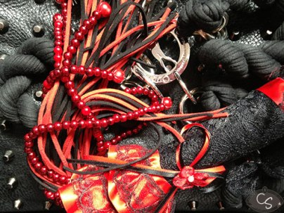 Kawaii Kinks Hand Made Crafted Flogger Review