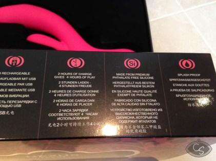 Nexus Femme Bisous Rabbit Vibrator Review