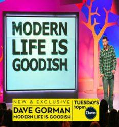 Dave Gorman Shock at Ann Summers' Jimmyjane Vibrator