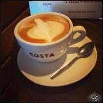Coffee en-route!