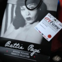 Bettie Page official sex toys collection
