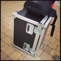 New flight case!