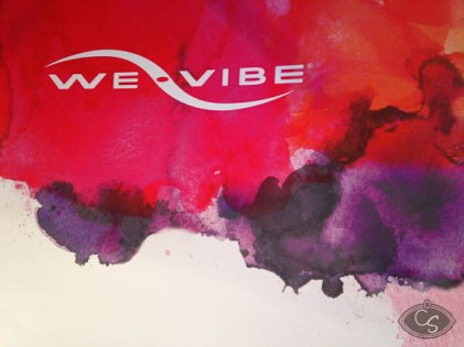 The We Vibe stand