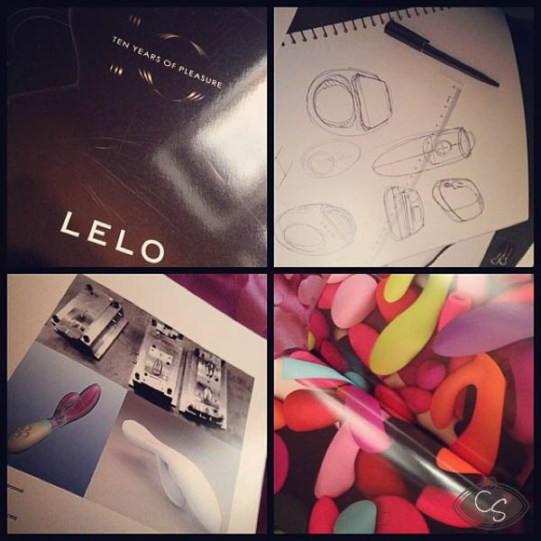The LELO 10 Years book