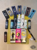 win free pjur lubricant in this cara sutra competition