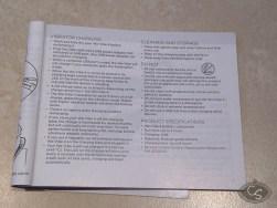 We Vibe 4 instruction manual and warranty / guarantee