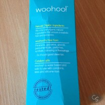 woohoo! Water Based Organic Intimate Lubricant UK Review