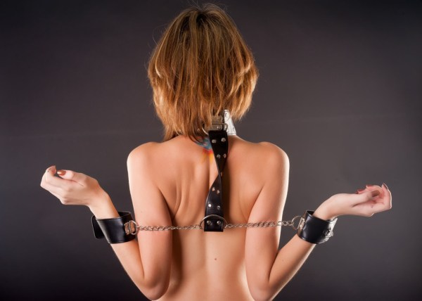 shackles restraints and bondage