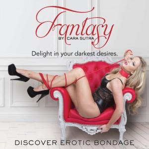 cara sutra fantasy bondage kit