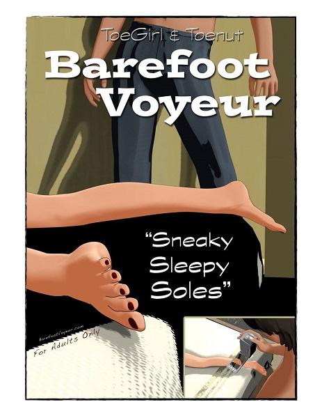 Toe Girl sex blogger spotlight series at cara sutra