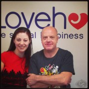 cara sutra and neale slateford lovehoney tour visit