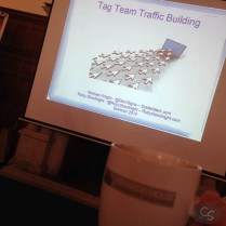 traffic building talk at eroticon 2014