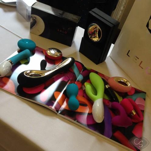 lelo sex toys and vibrators at eroticon 2014