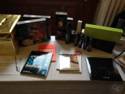 books at eroticon 2014 and give lube