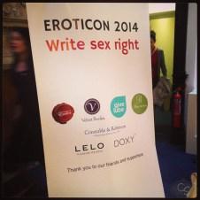 eroticon 2014 banner poster