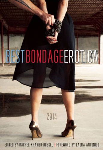 best bondage erotica 2014 edited by rachel kramer bussel erotic book review