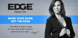 tracey cox edge range at lovehoney