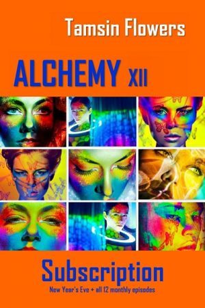 Alchemy XII by Tamsin Flowers