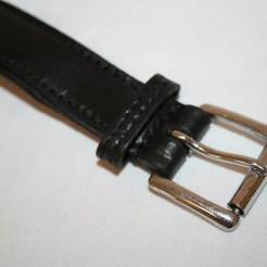 uber kinky spiked bondage collar and O ring-4