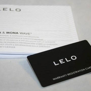 LELO Ina Wave - cs- 800-18