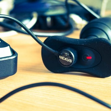 Nexus Ace Remote Controlled Butt Plug-CS-800-20