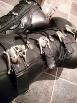 demonia muerto boots cara sutra wearing review 800-7