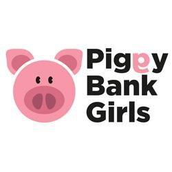 piggy bank girls logo