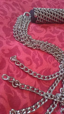 rimba 5 tail chain flogger whip cara sutra review-10