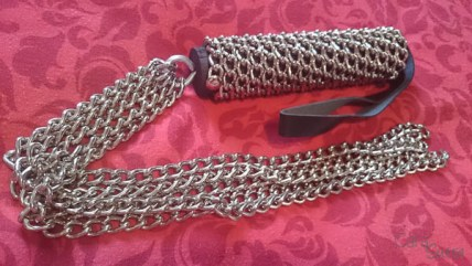 rimba 5 tail chain flogger whip cara sutra review-11