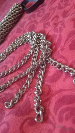 rimba 5 tail chain flogger whip cara sutra review-9