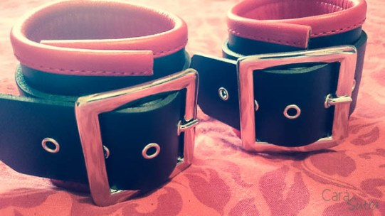 rimba wide leather wrist cuffs cara sutra review-13