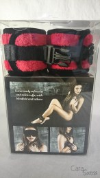 Liberator Plush Seduction Kit Bondage Gear cara sutra review-3