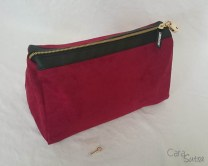 liberator red lockable sex toys storage bag - cara sutra review-5