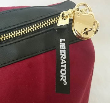 liberator red lockable sex toys storage bag - cara sutra review-7