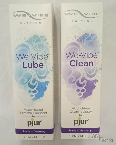We Vibe By Pjur Sex Toy Cleaner Spray Review