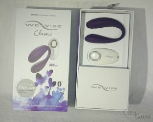We Vibe Classic Couples Vibrator - cara sutra review-8
