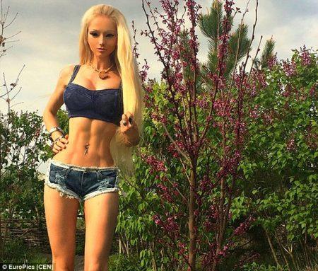 Human Barbie