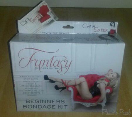 Fantasy by Cara Sutra Beginners Bondage Kit Black Review Pleasure Panel LouiseLace-22