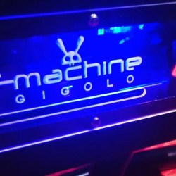 F-Machine Gigolo Sex Machine review by Cara Sutra