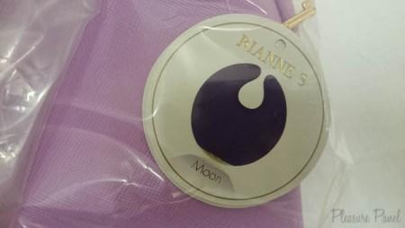 RIANNE-S Moon Vibrator Purple March 2016 Pleasure Panel Review