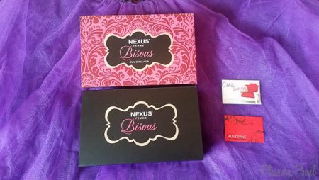 Nexus Femme Bisous Rabbit Vibrator Pleasure Panel Review Cara Sutra-2