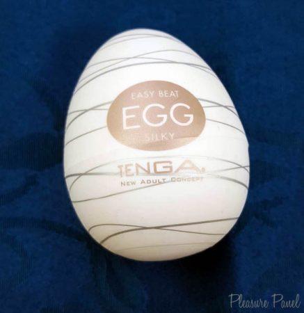 TENGA Egg SilkyReview