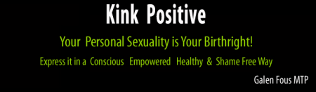 Decoding Your Kink by Galen Fous Book review
