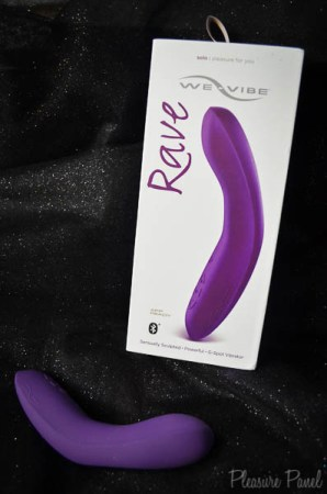 We Vibe Rave G Spot Vibrator Review