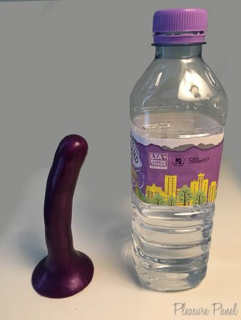 Sportsheets Please Dildo in Lavender Pearl Review Pleasure Panel Cara Sutra-3